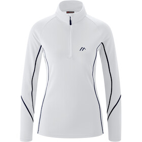 Maier Sports Uschi LS Turtleneck Top Women white